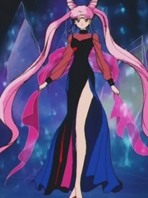 Black Lady parrucca Da Sailor Moon